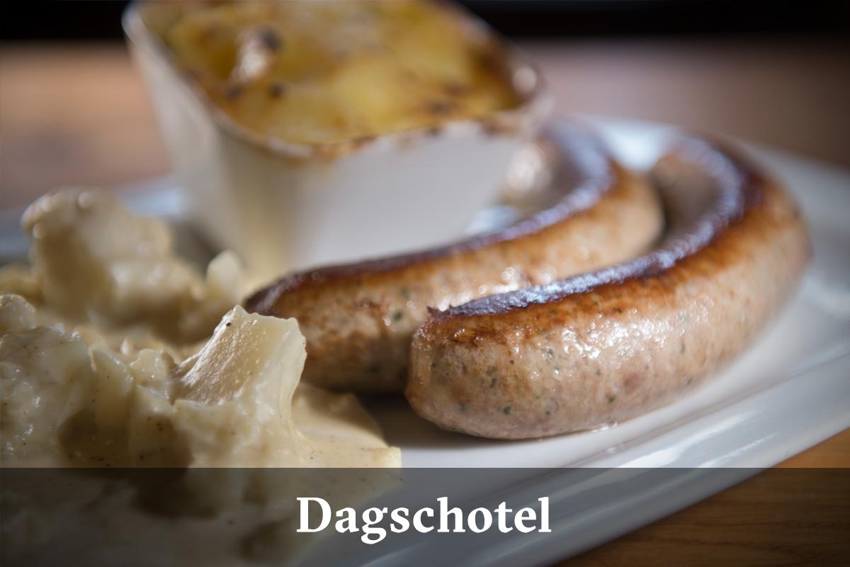 Domus Leuven menu - dagschotel